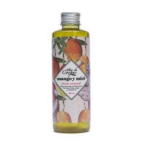 Aceite-corporal-Mango-y-miel-220ml.-Mezcla-de-aceites-de-sacha-inchi-germen-de-trigo-argan-y-vitamina-E-ACMM200ML