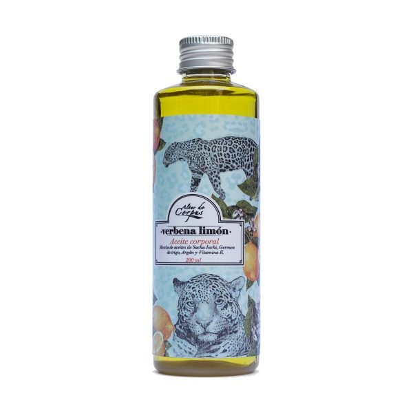 Aceite-corporal-verbena-limón-220ml.-mezcla-de-aceites-de-sacha-Inchi-germen-de-trigo-argan-y-vitamina-E