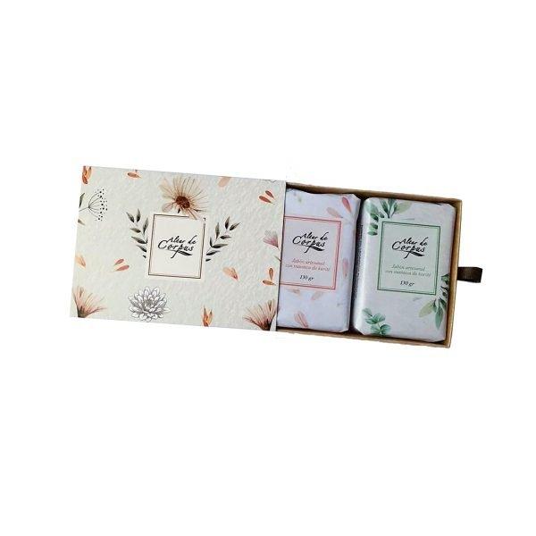 Caja Jabones artesanales