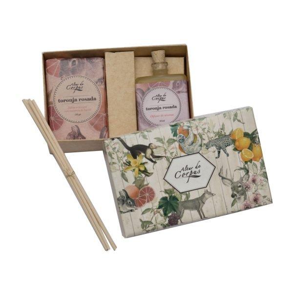 Caja-regalo-Toronja-Rosada