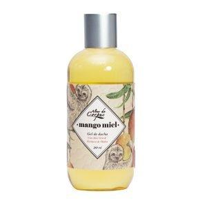 Gel-de-Ducha-con-Aloe-Vera-y-Extracto-de-Malva-236m-Mango-Miel.-Enriquecido-con-aceite-de-Mango